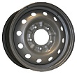 Диск ТЗСК 6.5Jx16 5x114.3 ET50 DIA66.1 Renault Duster Silver